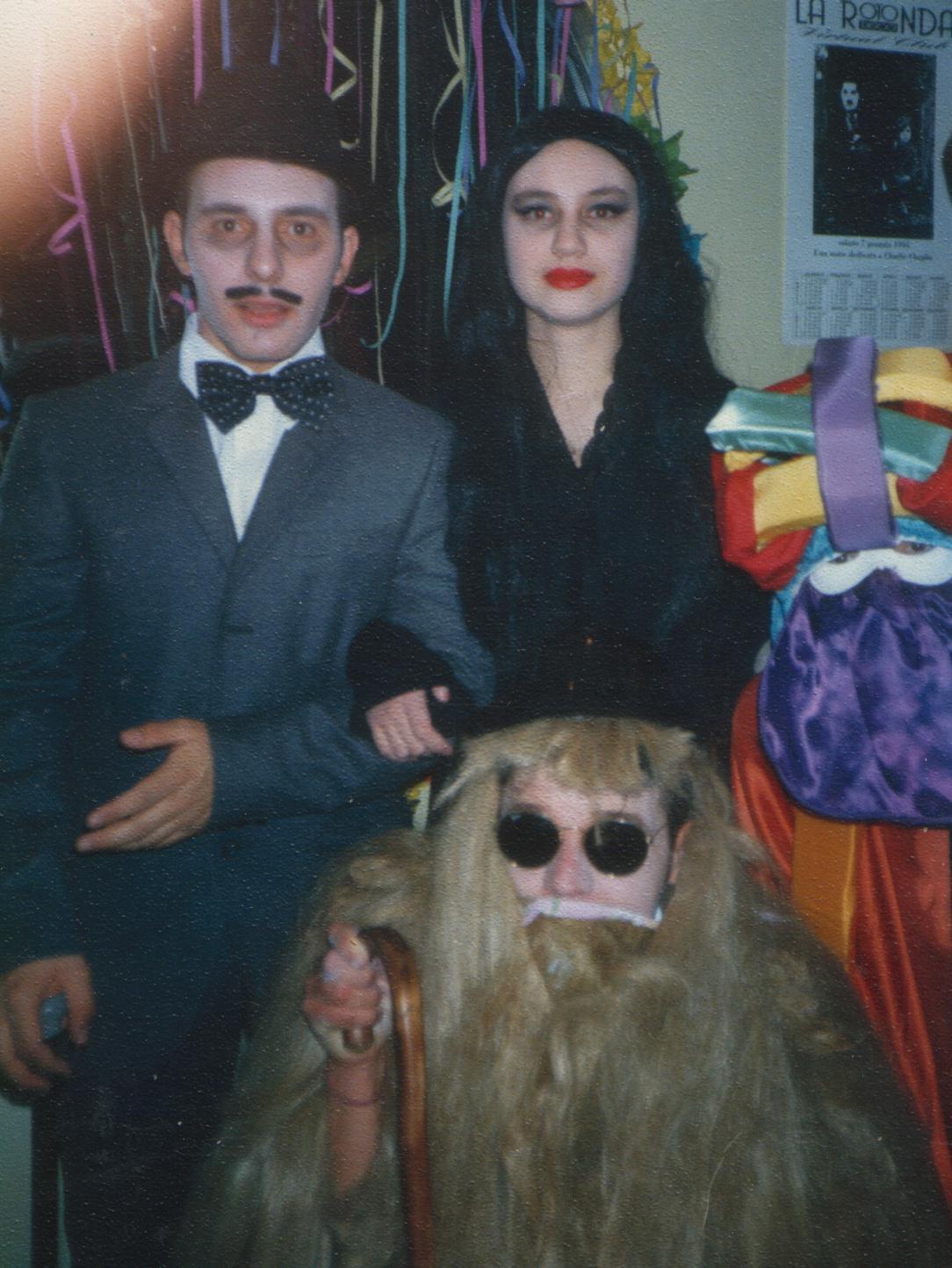 La famiglia addams ricorrenze ed eventi speciali for Gonfiabili halloween