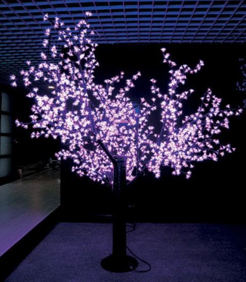 Noleggio noleggio elementi scenografici luminosi for Alberelli da esterno