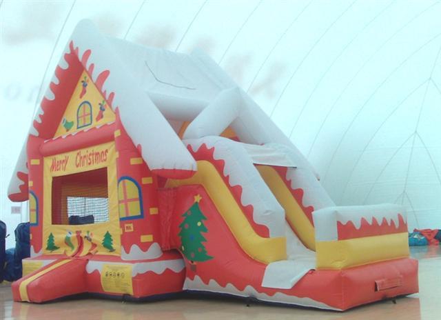 Casetta Di Natale Gonfiabile : Christmas house: ricorrenze ed eventi speciali natale 2012