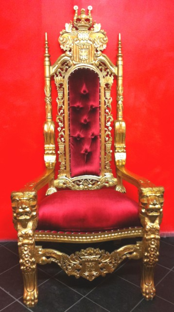 Il trono di babbo natale ricorrenze ed eventi speciali for Pensierino natale