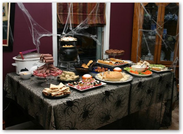 Catering di halloween ricorrenze ed eventi speciali for Gonfiabili halloween